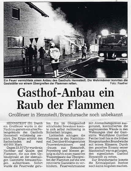 Einsatz am 17.04.1995